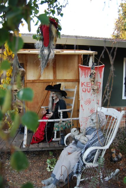 Halloween Haunt 2013 Witch S Shack And More